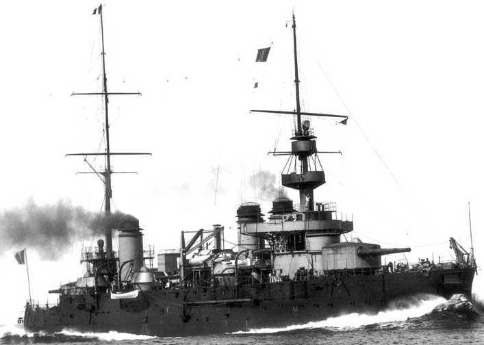 305 mm Model 1893 naval gun