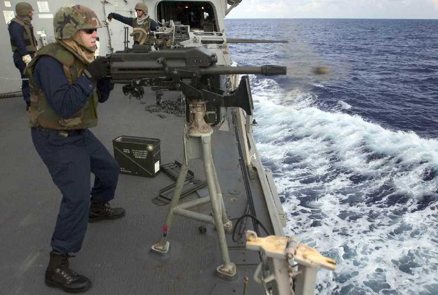 USA 40 mm Mark 19 Grenade MG - NavWeaps