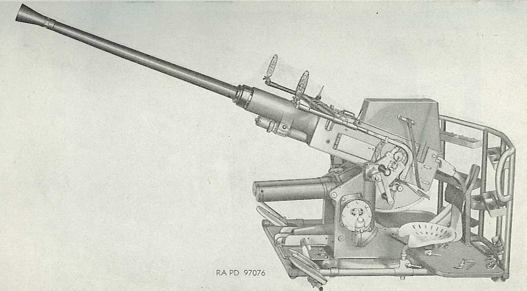 USA Bofors 40 mm L/60 Model 1936 - NavWeaps