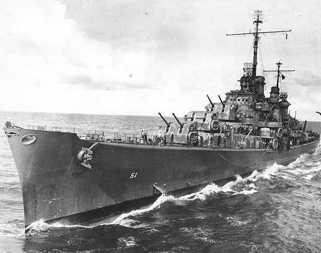 World War 2 Guns And Weapons. warship of World War II