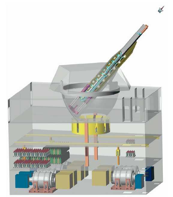 Теория электромагнитного оружия, магнитные ускорители масс.